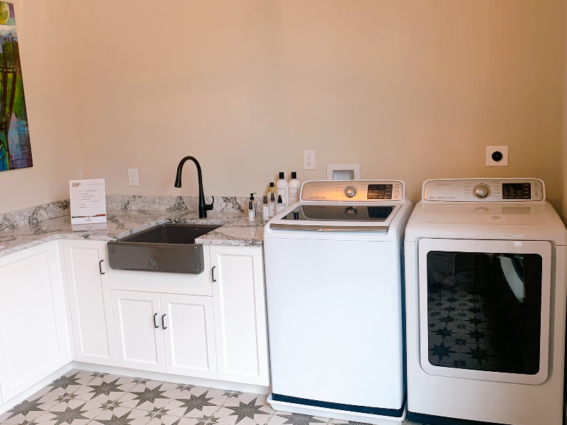 xfinity tech home laundry room