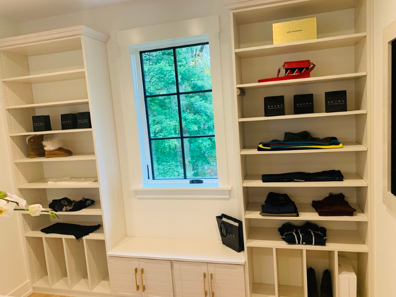 xfinity tech home shoe closet