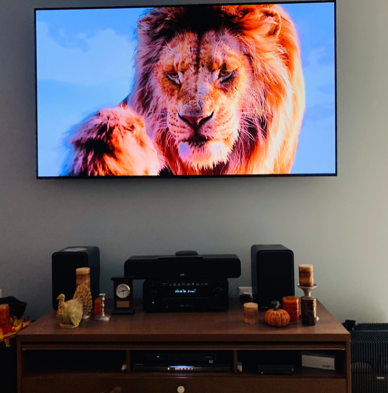 The Lion King on 4K Ultra HD disk