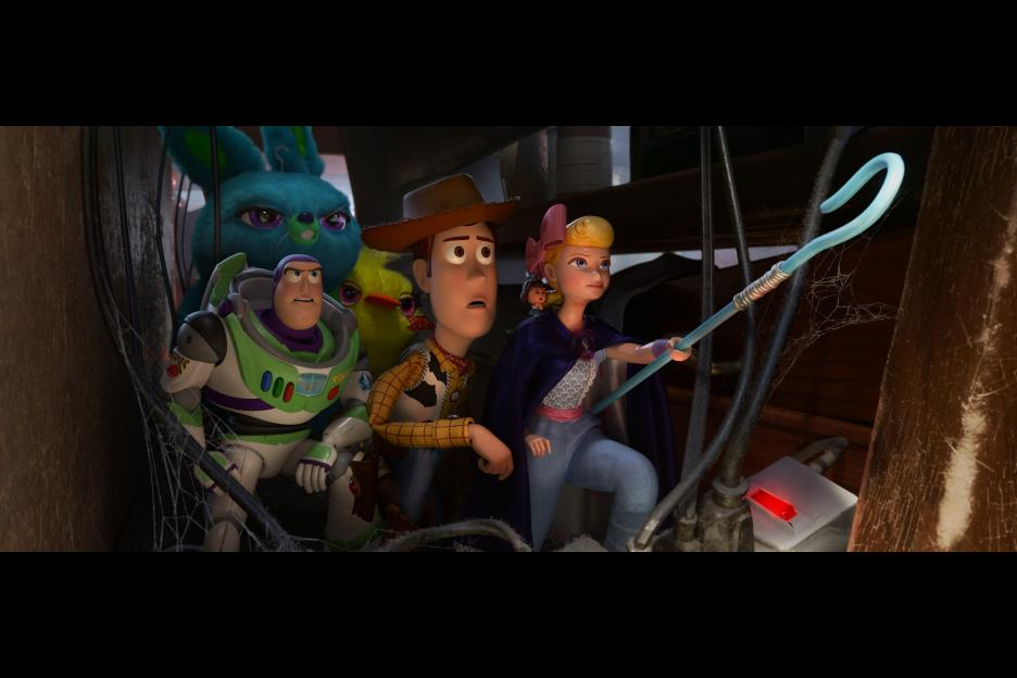 toy story 4 preview
