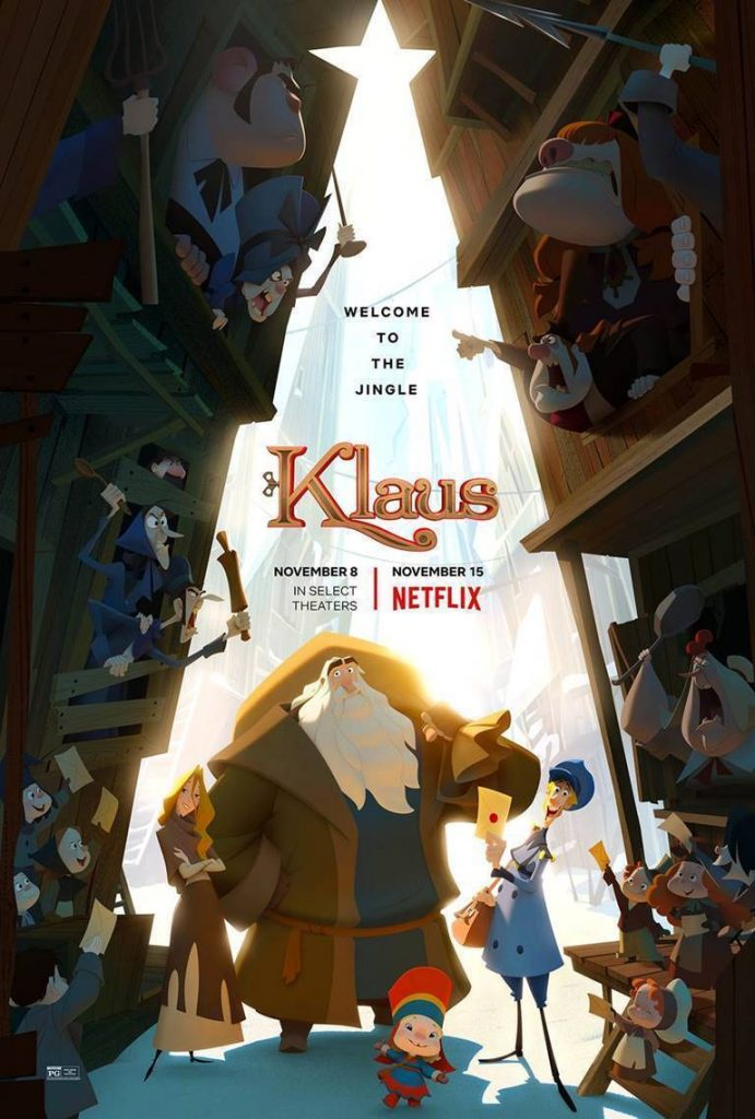 the Klaus movie