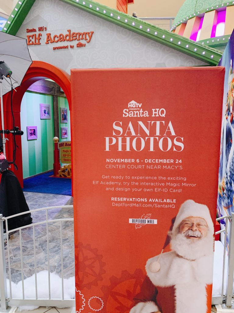 HGTV Santa HQ poster