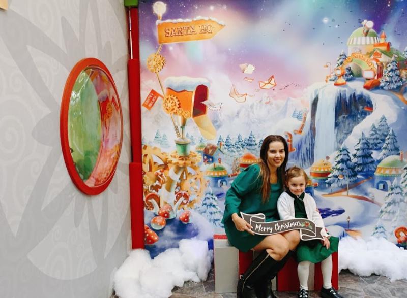 Santa HQ visit