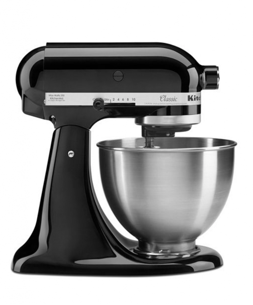 kitchenmaid mixer