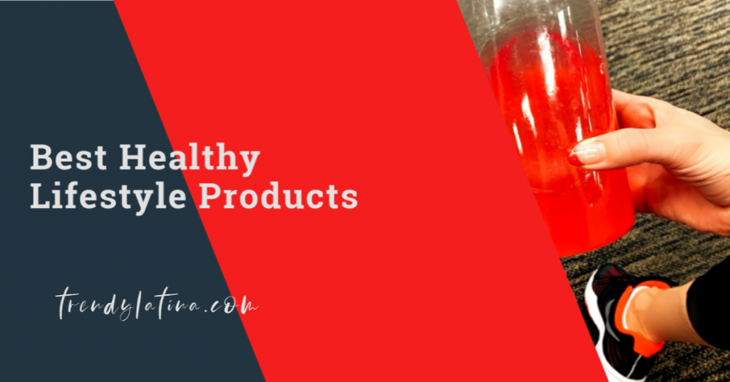 healthy lifestyle products