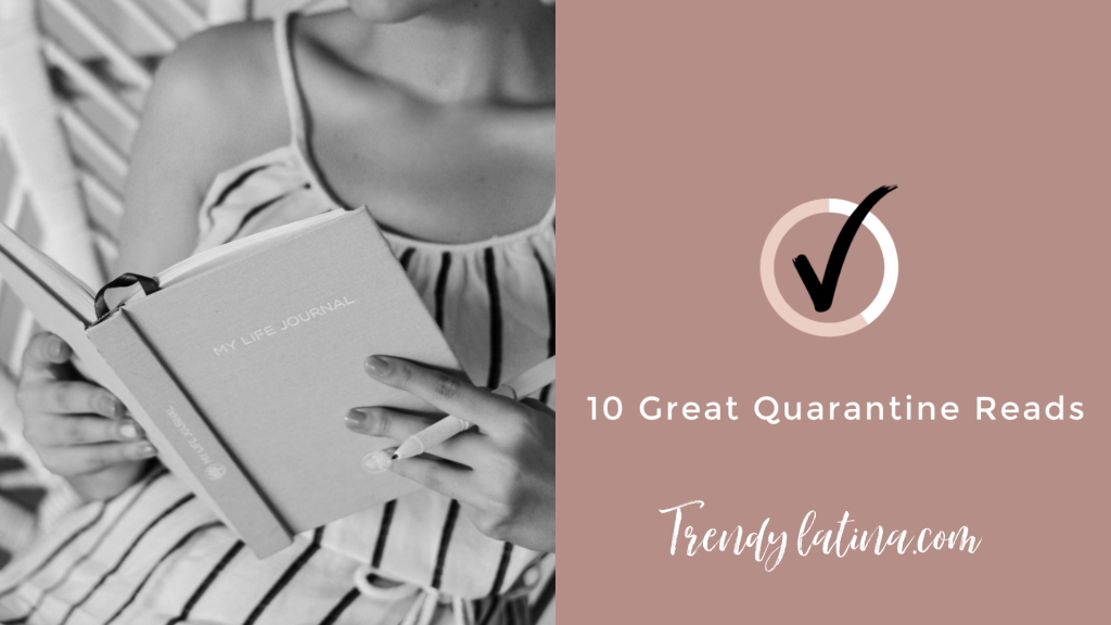 10 great quarantine reads
