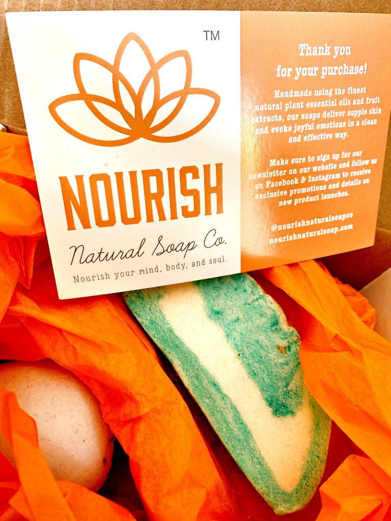 Nourish Natural Soap