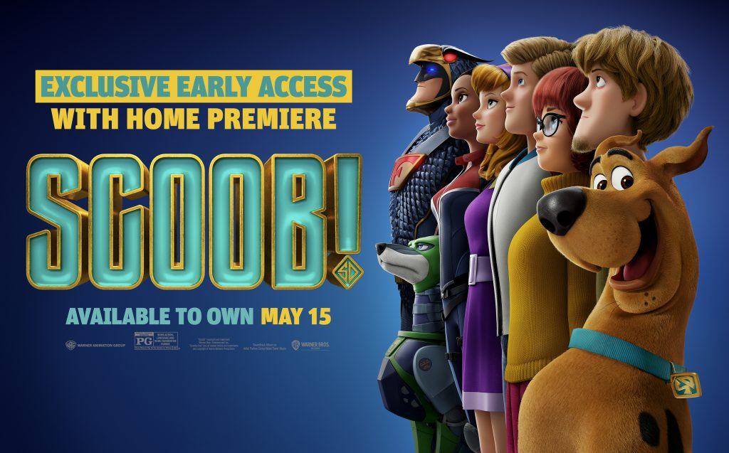 Early Access to Scoob Movie