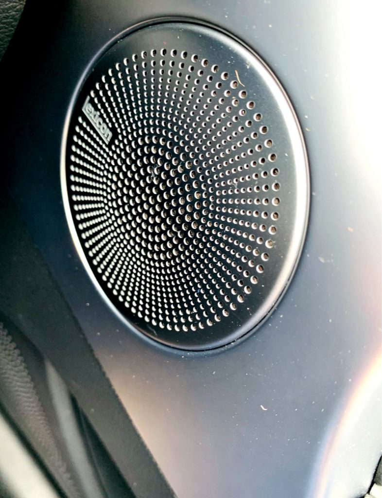 awesome lexicon sound system in the Genesis G70
