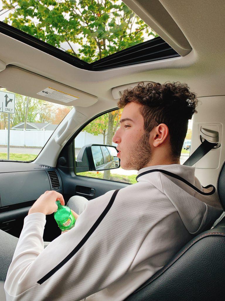 2020 Toyota Sequoia 4X4 TRD Pro sunroof
