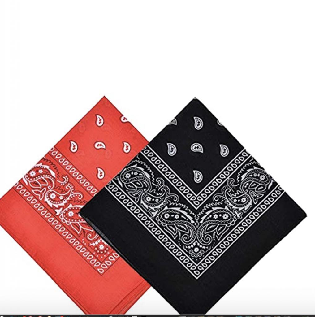 handkerchief for blind-folding
