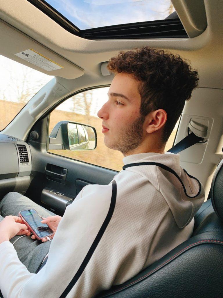 roomy spacious 2020 Toyota Sequoia 4X4 TRD Pro