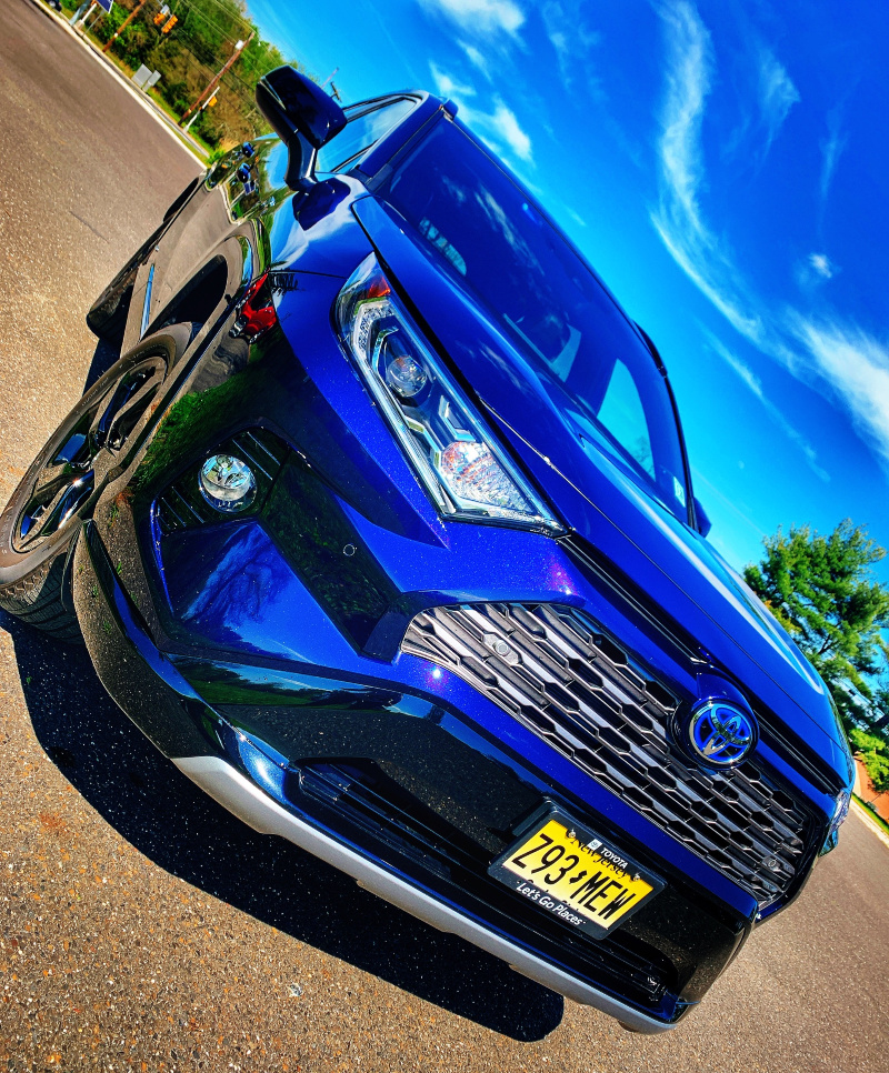 Beautiful 2020 Toyota Rav4 Hybrid
