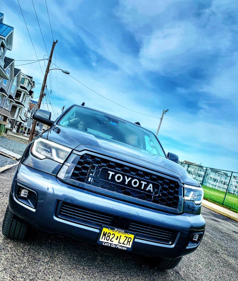 2020 Toyota Sequoia 4X4 TRD Pro