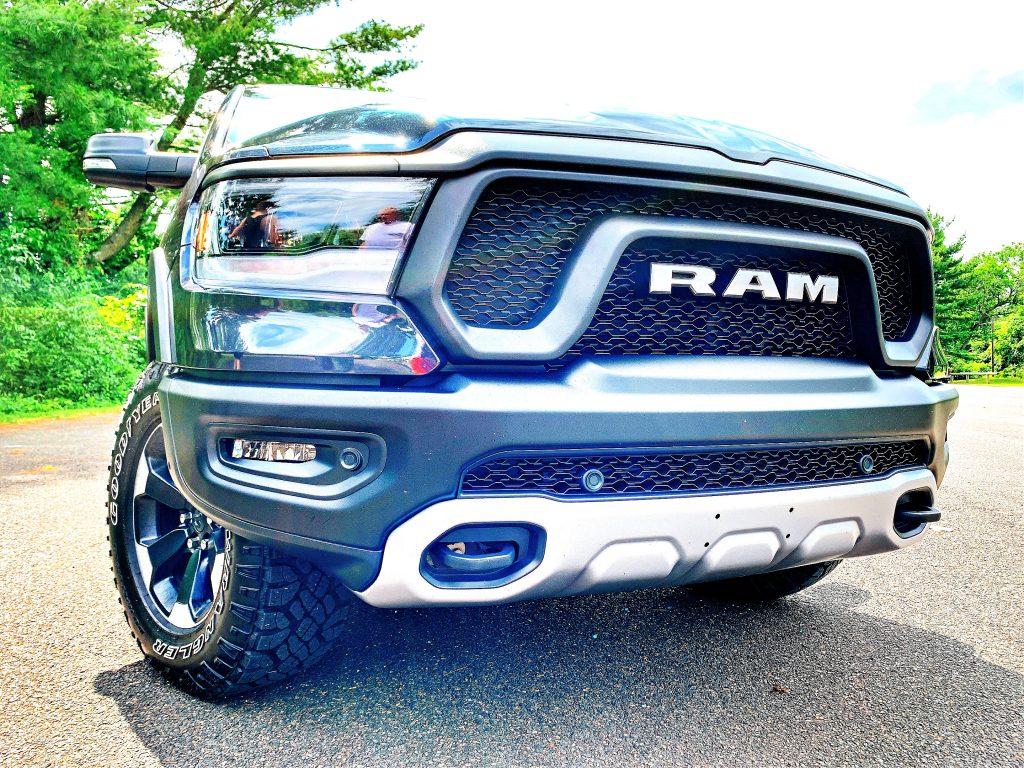2020 Ram Rebel Front View