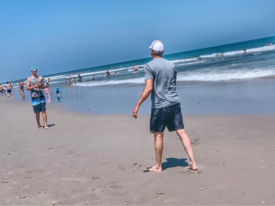 Fun at the beach 2020