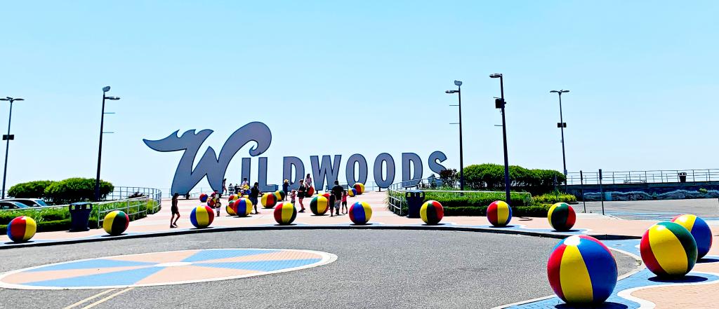 Wildwood NJ sign