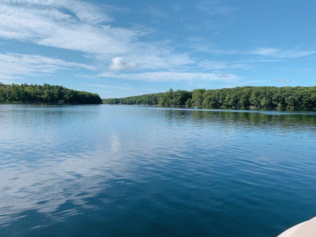 lake at Woodloch