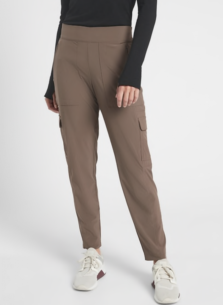 cargo lined pants