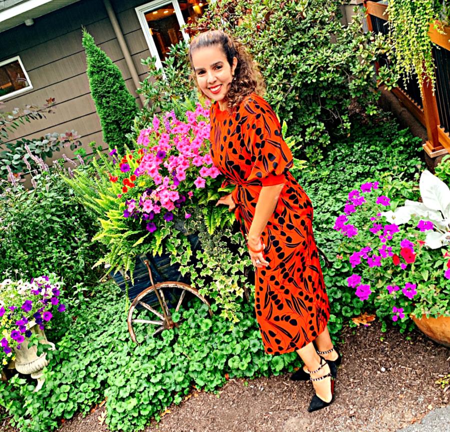 Trendy Latina at Woodloch Resort