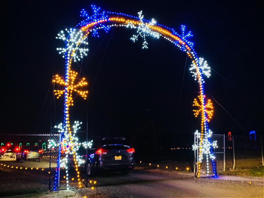Christmas Lights event