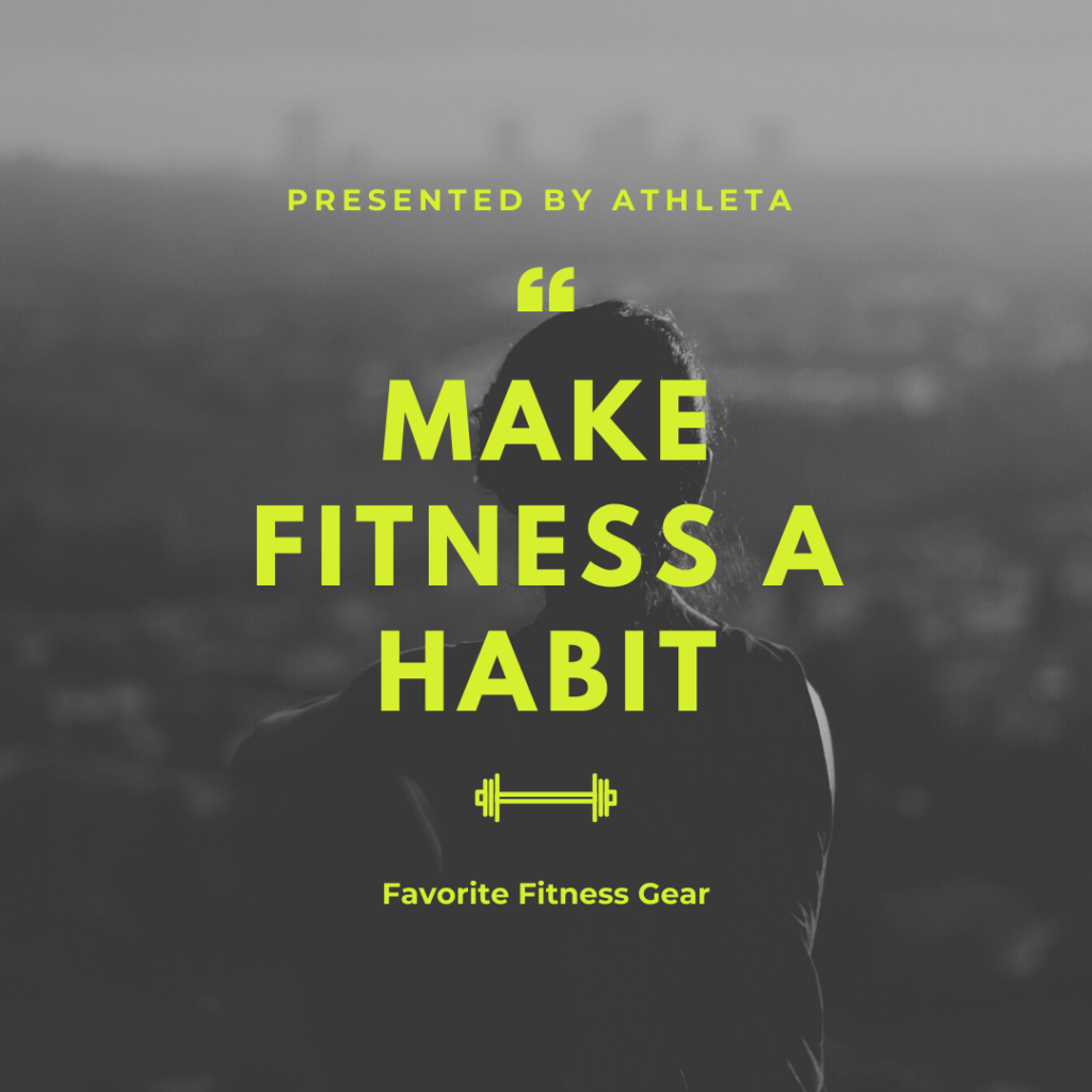 make fitness a habit