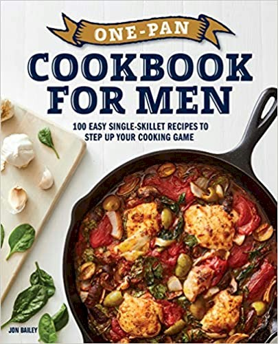 One Pan Cookbook For Men