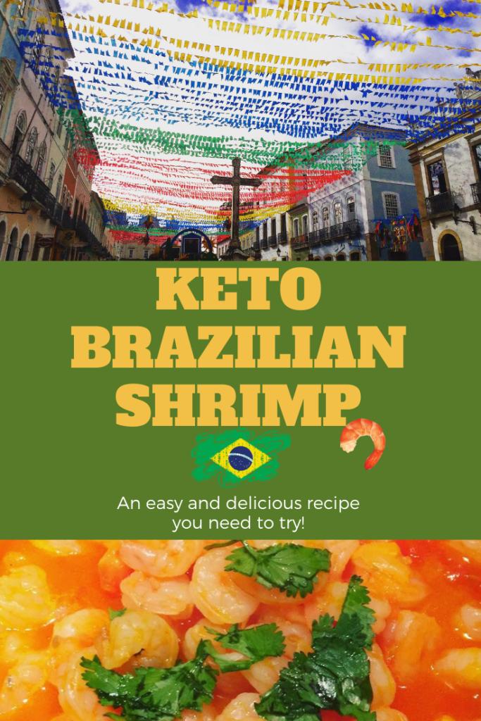 Keto Brazilian Shrimp Recipe