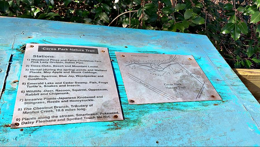 ceres park trails