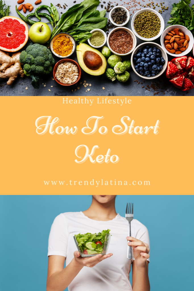 How to start keto 2021