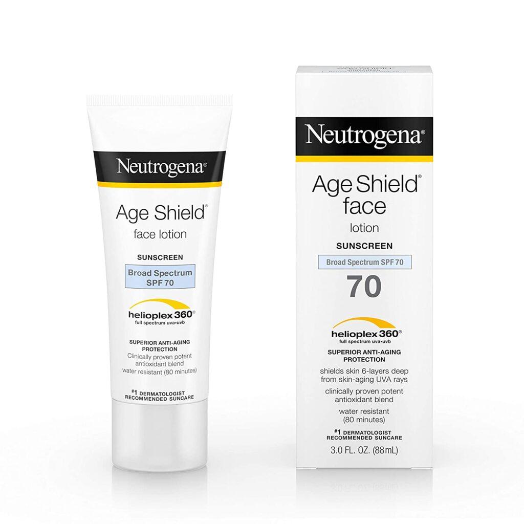 neutrogena age shield