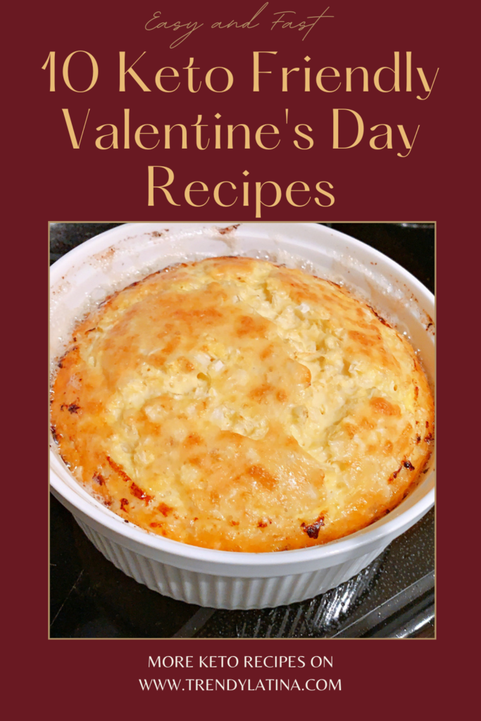 10 Keto Friendly Valentine's Day Recipes