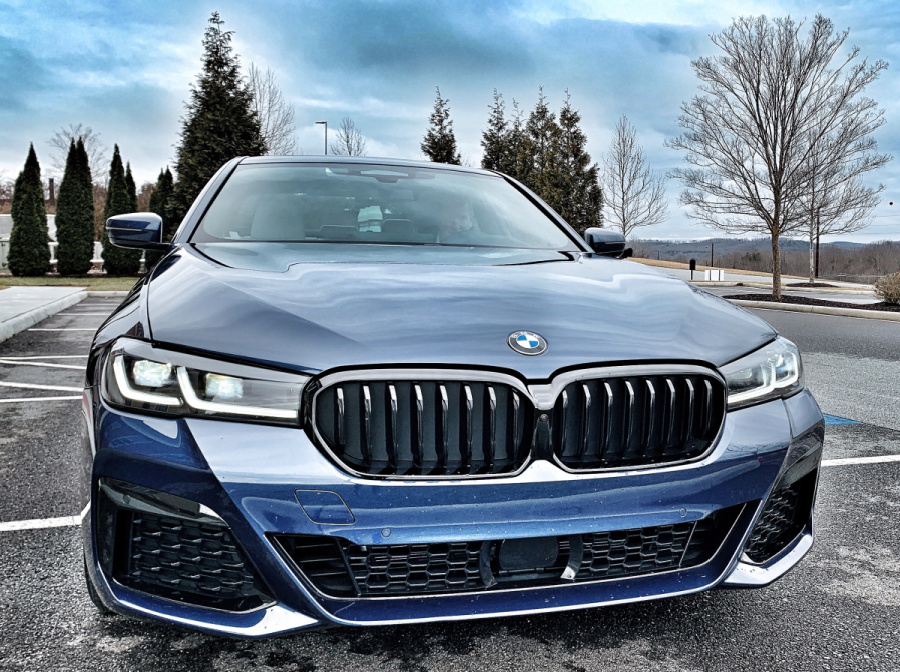 BMW 530e: Hybrid Power At Its Best