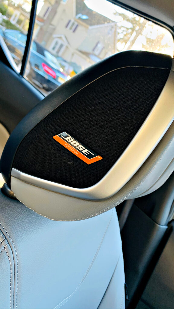 2021 Nissan Kicks headrest speaker