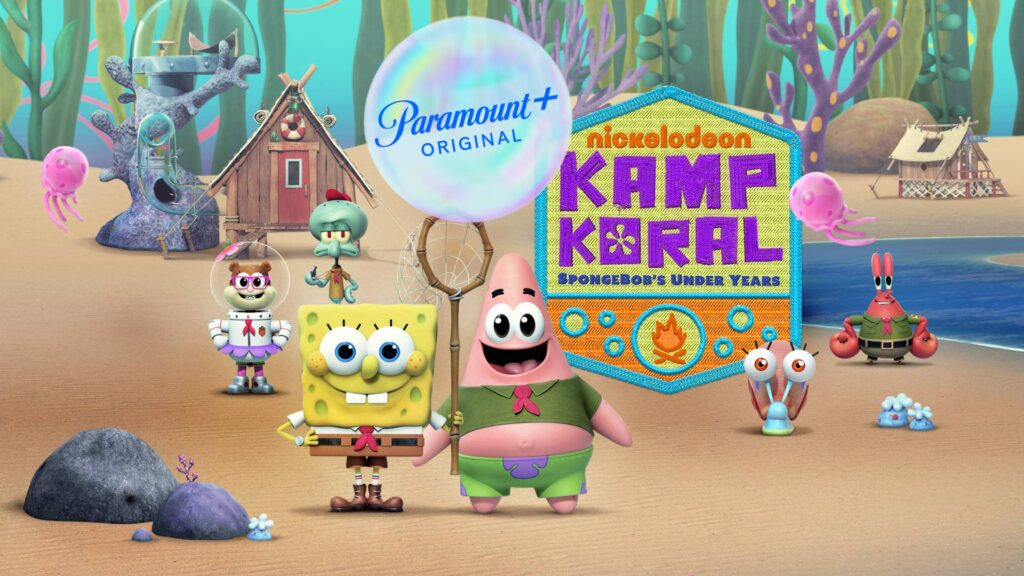 Spongebob Camp Koral
