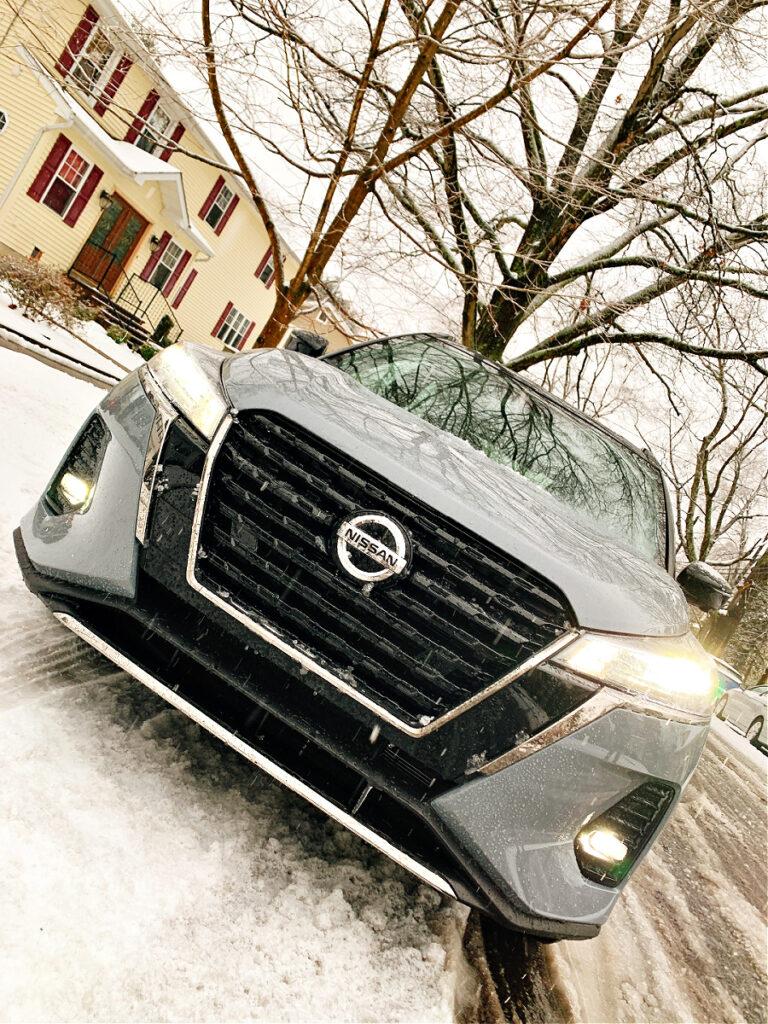 2021 Nissan Kicks snow handling