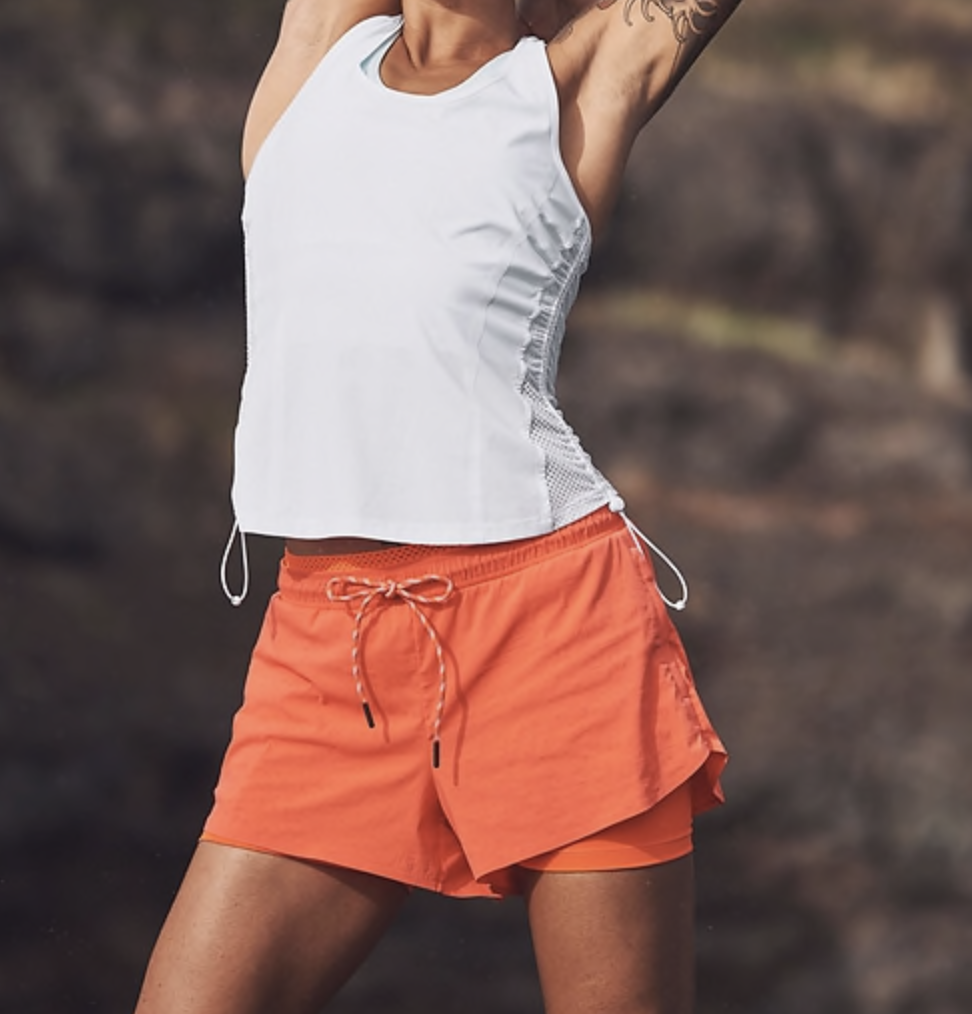athleta summer hiking gear