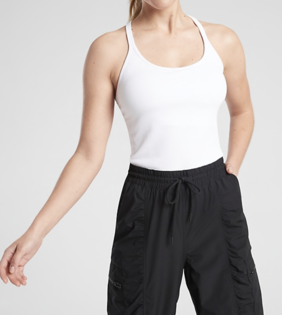 athleta renew support top