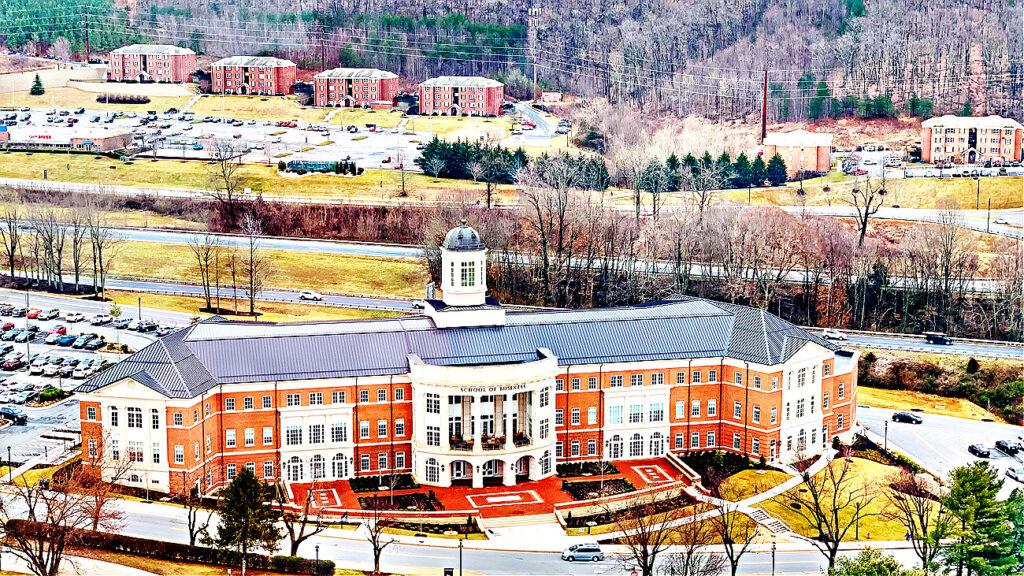 Liberty University Campus #3