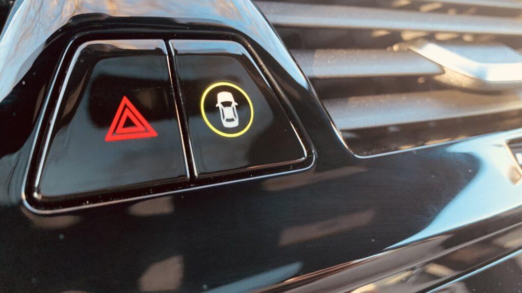 safety zones 2021 BMW 530e