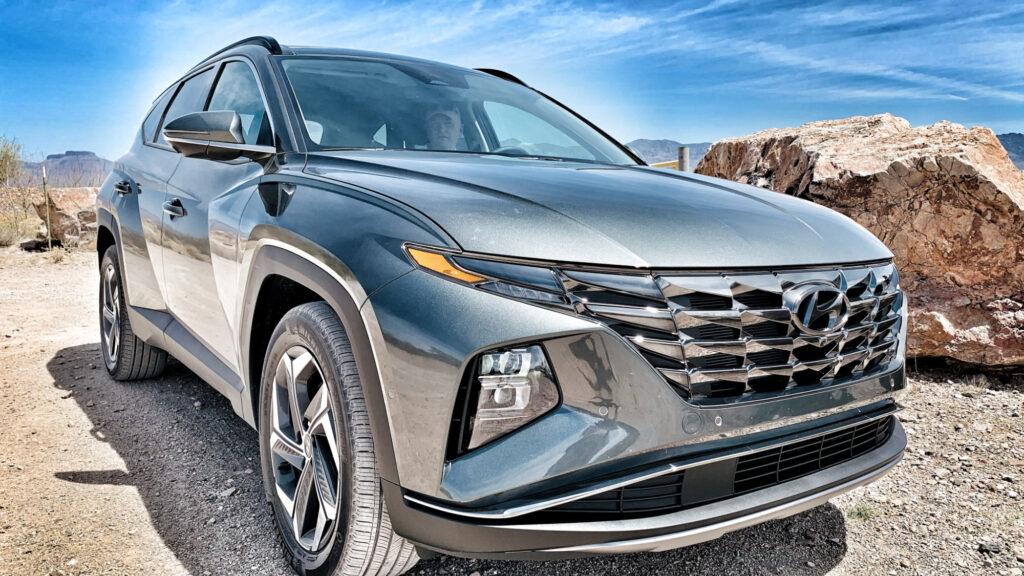 Hyundai Tucson ready to hit the trail