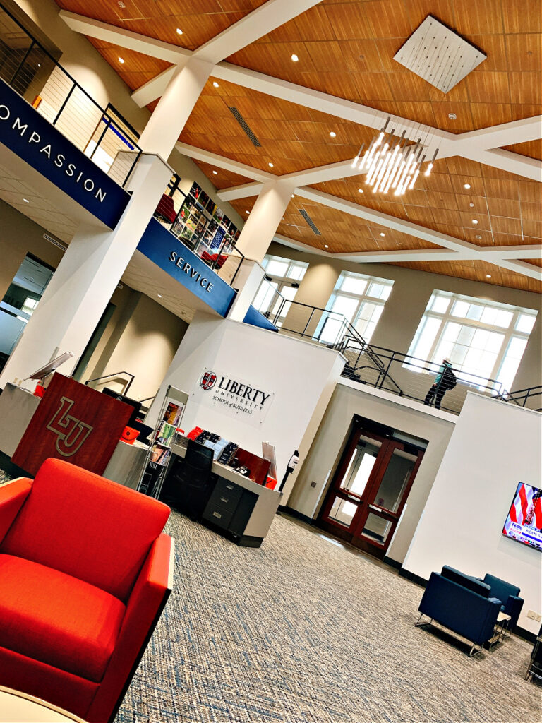 Liberty University Business School