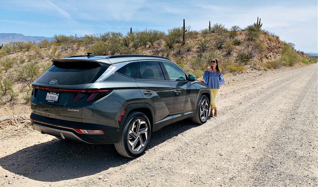 beautiful 2022 Hyundai Tucson