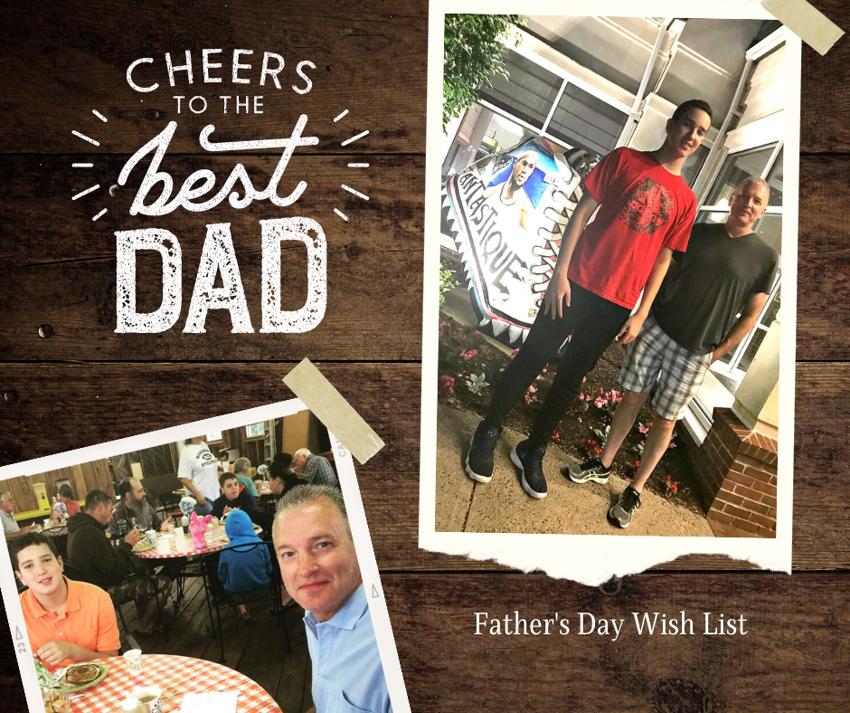 fathers day wish list