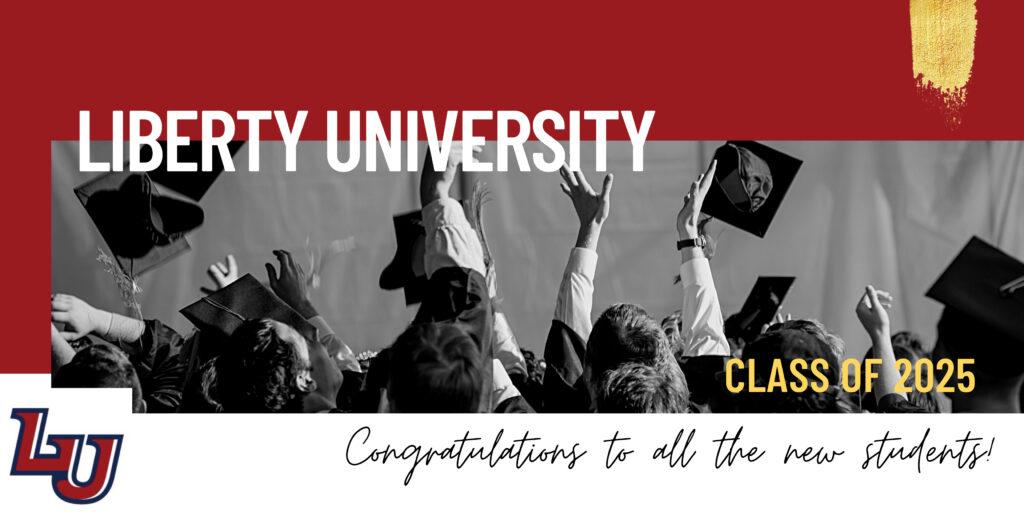 liberty university class of 2025