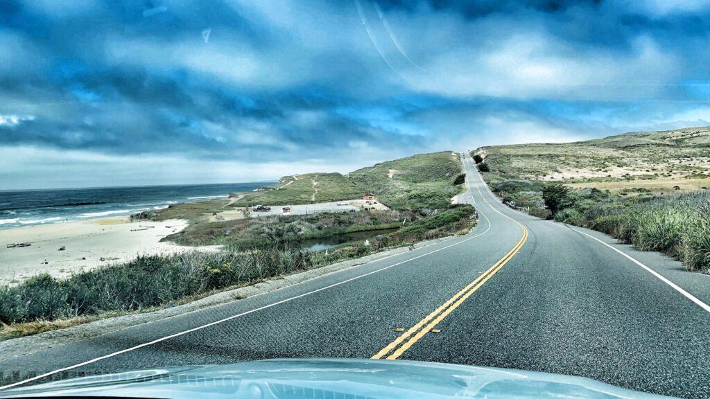 Santa Cruz rides well on the highway