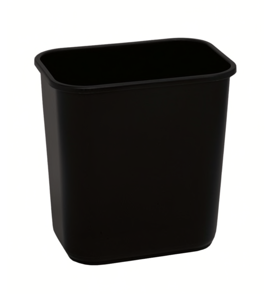 trash can for college