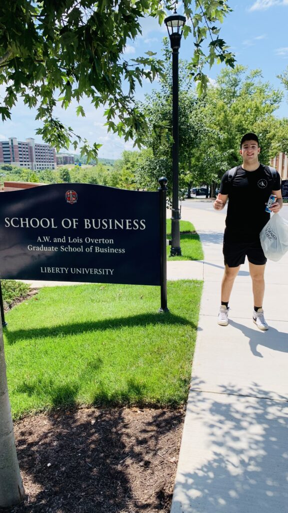 School of Business at Liberty